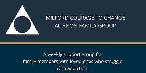 Milford Al-Anon Courage to Change