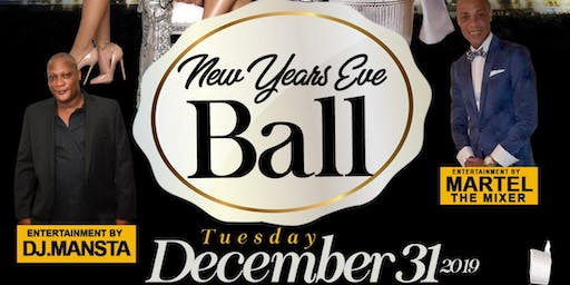 Classiq Promotions presents NEW YEARS EVE BALL! (food inclusive)