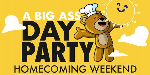 ABAC presents: ABigAssDayParty   VCU Homecoming #AllTheEras