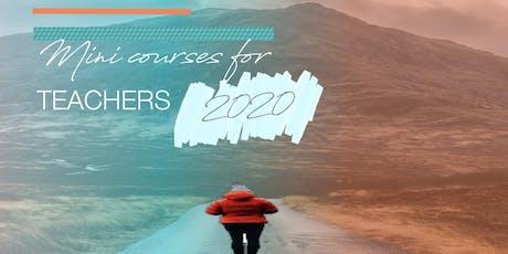 Mini-courses for teachers January 2020 tickets