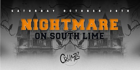 NIGHTMARE ON SOUTH LIME tickets