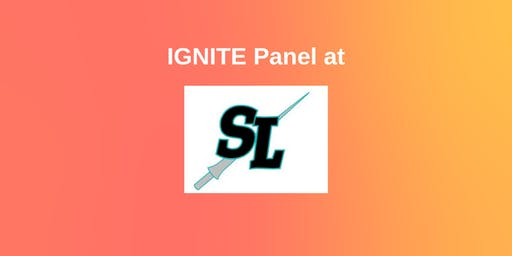 IGNITE Panel at Spanaway Lake High School