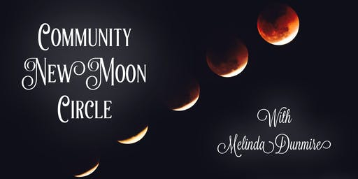 Community New Moon Circle