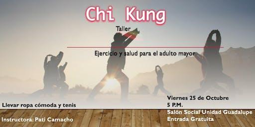Chi Kung. Ejercicio y salud en el Adulto Mayor