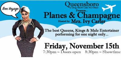 Queensboro presents Planes & Champagne