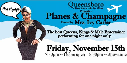 Queensboro presents Planes & Champagne