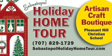 2019 Sebastopol Holiday Home Tour & Artisan Boutique tickets