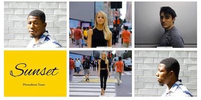 Fashion  Runway  Beauty Professional Headshots - S