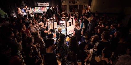 Art Battle Nanaimo - November 16, 2019 tickets