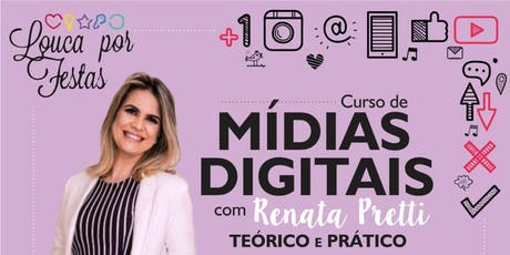 Mídias Digitais para empreendedores (Recife) ingressos