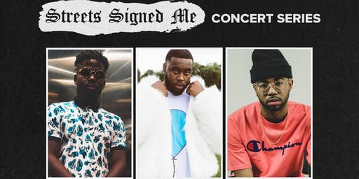 Streets Signed Me Concert Series