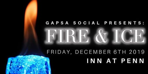 GAPSA's Fire and Ice Ball