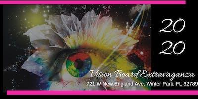 20/20 Vision: The Vision Board Extravaganza