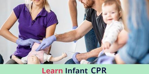 Learn Infant CPR in Laguna Hills, CA
