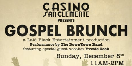 The Casino presents Gospel Brunch tickets