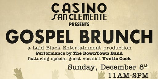 The Casino presents Gospel Brunch