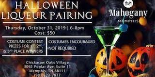 Halloween Food and Liqueur Pairing
