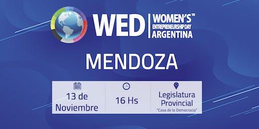 """WED MENDOZA 2019 - (Women's Entrepreneurship Day Argentina) """"Emprender y Gestionar con impacto positivo"""""""