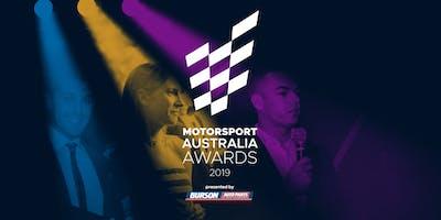 Motorsport Australia Northern Territory State Awards Dinner