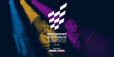 Motorsport Australia Tasmania State Awards Dinner tickets