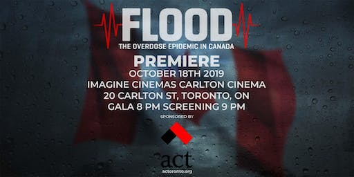 *PREMIERE* Flood: The Overdose Epidemic in Canada