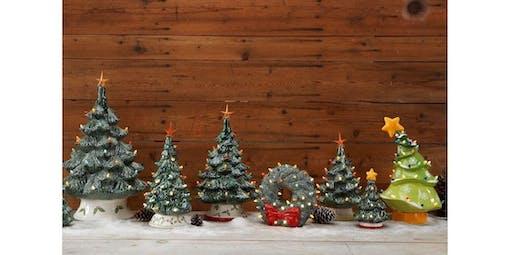 Ceramic Tree Workshops (2019-11-02 starts at 1:30 PM)