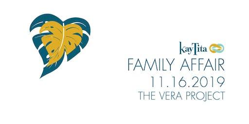 Kay Tita Family Affair