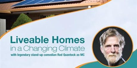 Liveable Homes in a Changing Climate tickets