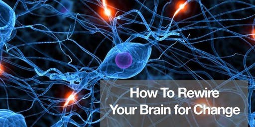 Rewire Your Brain For Change: A SPA Networking Event!