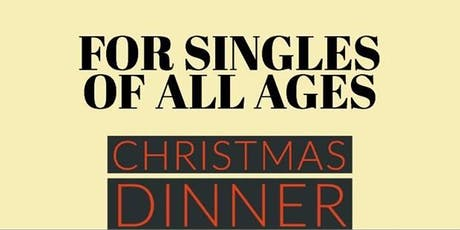 Christian Singles Christmas Dinner for All Ages tickets