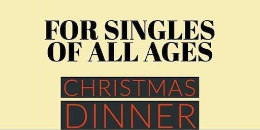 Christian Singles Christmas Dinner for All Ages