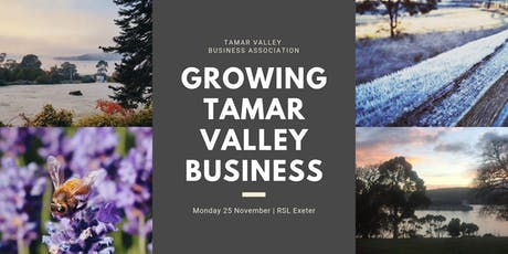 Growing Tamar Valley Business tickets