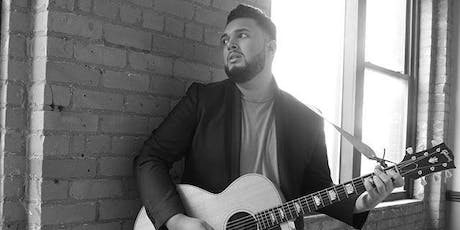 Trey Simon - Soul and Pop Singer - FREE Station Show tickets
