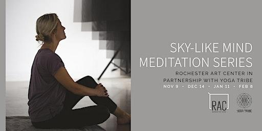 Sky-Like Mind Meditation Series