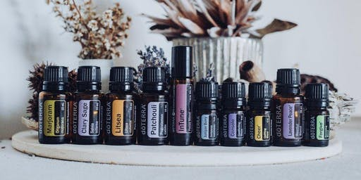 Ditch & Switch Class: Doterra Oils