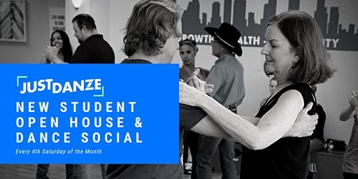 FREE New Student Open House and Dance Social