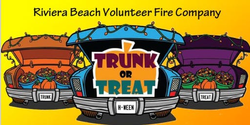 RBVFC 1st Annual TRUNK or TREAT