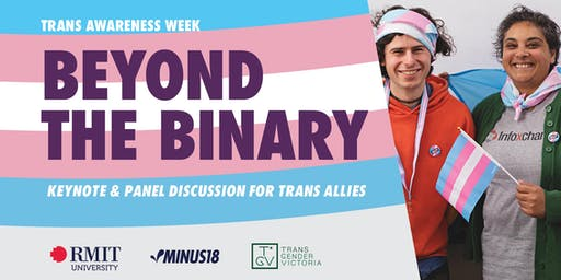 Trans Awareness Week: Beyond the Binary