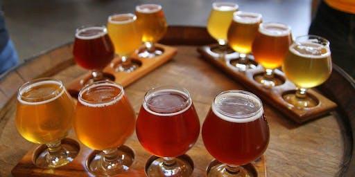 Beer tasting of German & Belgian winter beers