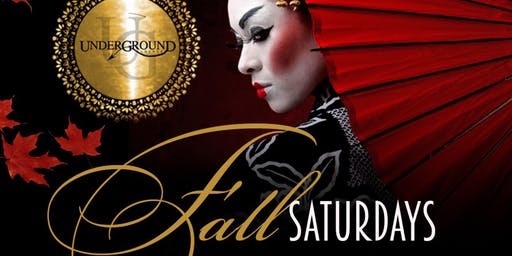 Fall Saturdays, Queens Premiere Saturday Night Party