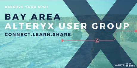 Bay Area Alteryx User Group Q4 2019 Meeting tickets