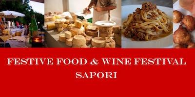 SAPORI FESTIVE  WINE AND FOOD FESTIVAL