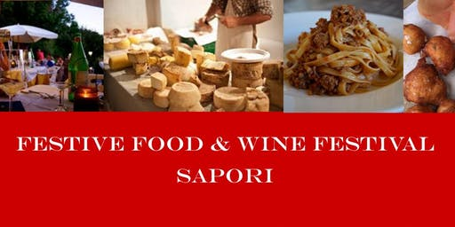 SAPORI FESTIVE  WINE AND FOOD FESTIVAL