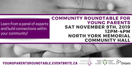 Community Roundtable for Young Parents tickets