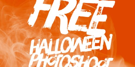 FREE Halloween photos with Woodgate photography! tickets