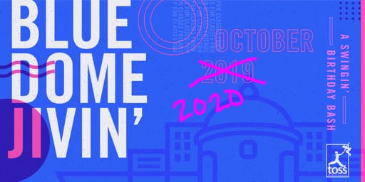 Blue Dome Jivin' 2020 - DATE TO BE CONFIRMED