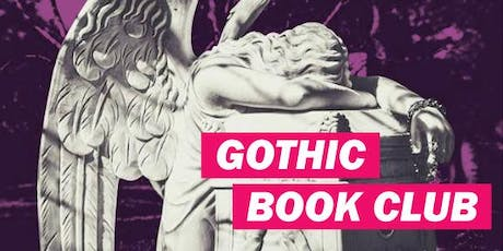 Gothic Book Club with John Palisano tickets
