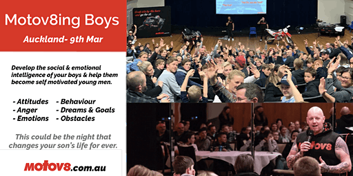 Motov8ing  Boys - Auckland NZ