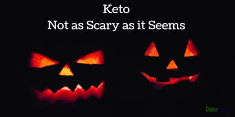 Keto - Not as Scary as it Seems tickets