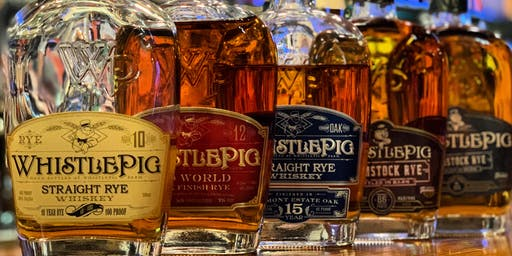 A Night with Whistle Pig